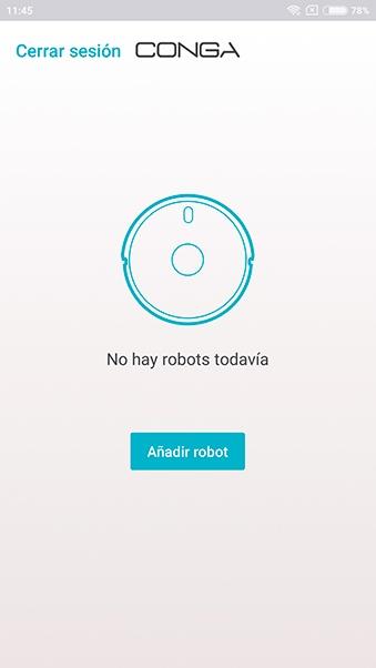 añadir robot
