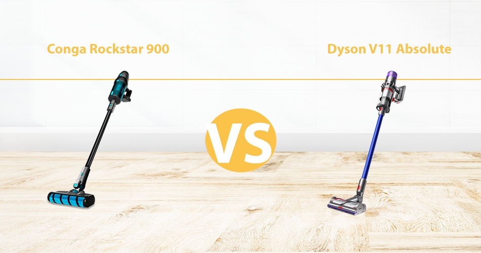 Rockstar 900 vs Dyson v11