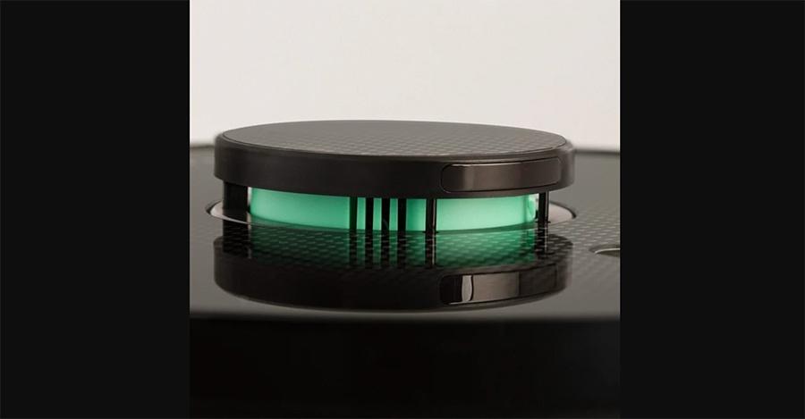 sensor láser