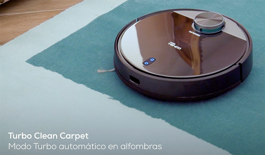 conga 3890 turbo clean carpet