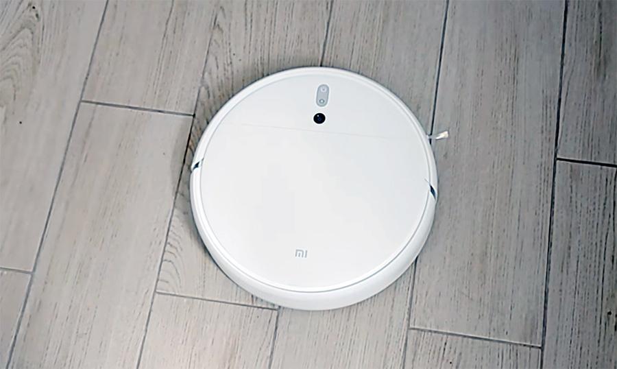 Xiaomi Vacuum Mop Robot Aspirador y Limpiador
